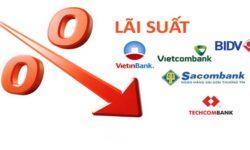 Top 5 ngân hàng cho vay với lãi suất thấp