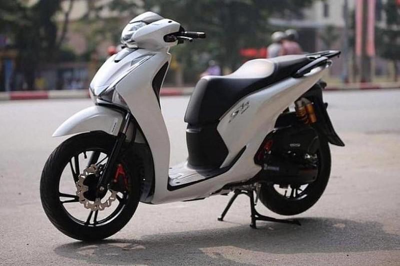Bạn có thể mua xe xe máy Honda trả góp tại đại lý hoặc online
