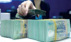 Vay tín chấp theo lương chuyển khoản lãi suất thấp 2021