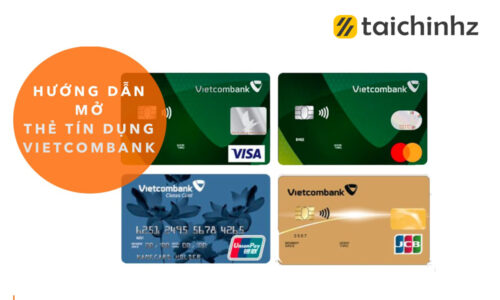 Hướng dẫn đăng ký mở thẻ tín dụng Vietcombank online