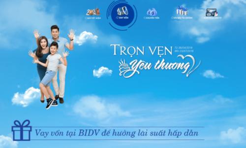 Hướng dẫn vay tiền ngân hàng BIDV với thủ tục đơn giản nhất