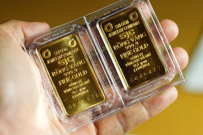 Vàng miếng là lựa chọn của rất nhiều người để tiết kiệm