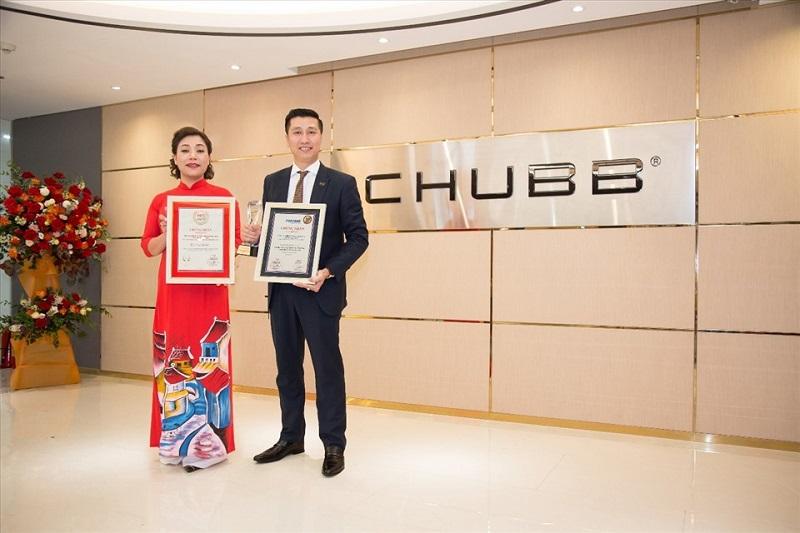 Bảo hiểm Chubb Life đạt được nhiều giải thưởng uy tín