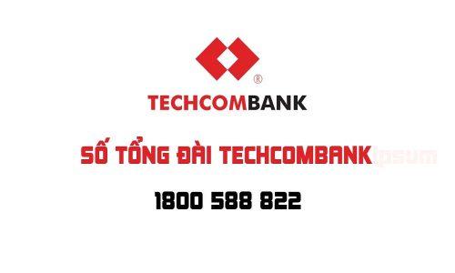 Tổng đài chăm sóc khách hàng Techcombank – Hotline CSKH 24/7