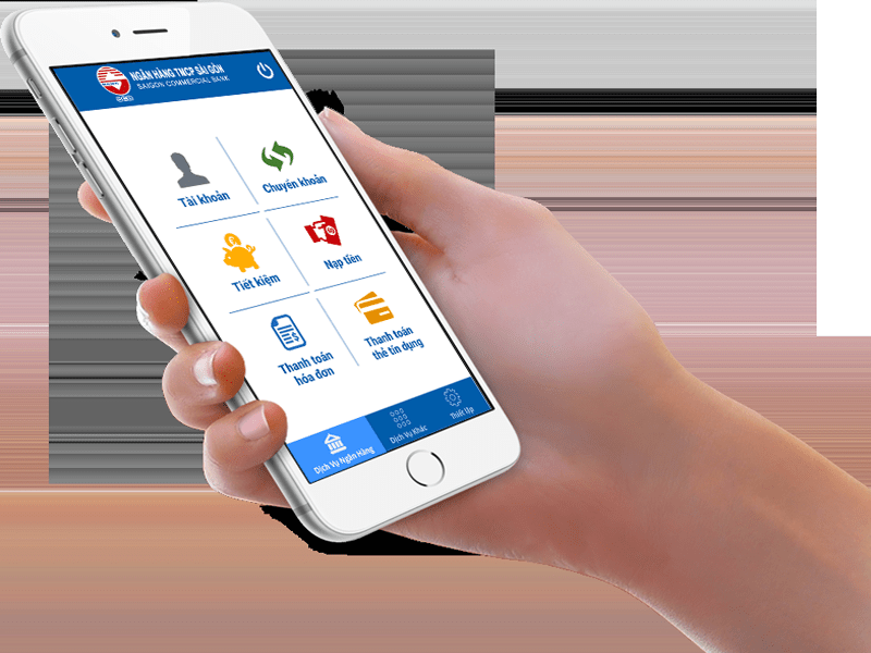 Khách hàng có tài khoản ngân hàng đều có thể mở sổ tiết kiệm online
