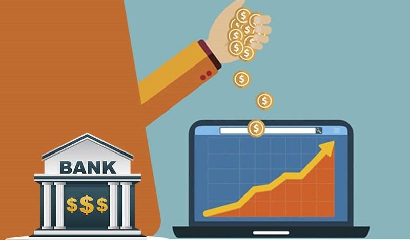 Khách hàng đảm bảo có khoản vay hoặc sổ tiết kiệm tại ngân hàng