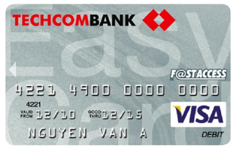 Mỗi loại thẻ thanh toán có hạn mức giao dịch mỗi lần và theo ngày khác nhau