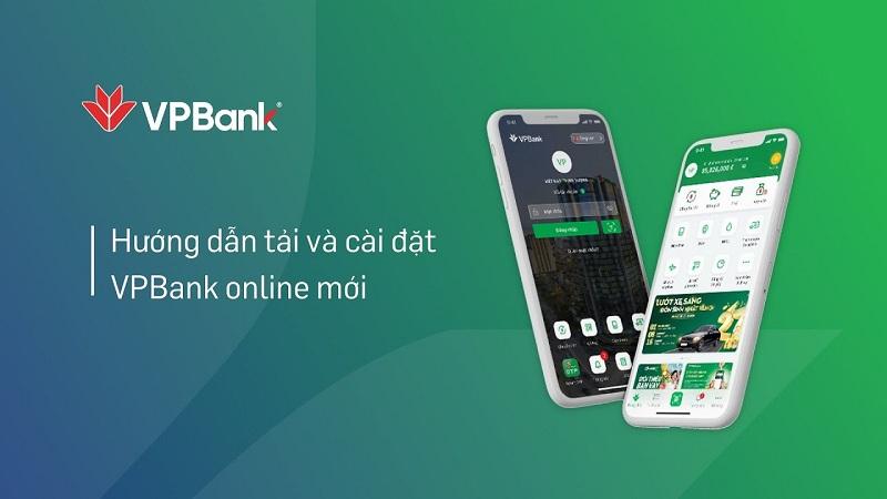 Để mở sổ tiết kiệm online, bạn cần tải ngay app của ngân hàng đã chọn, theo ví dụ là VPBank