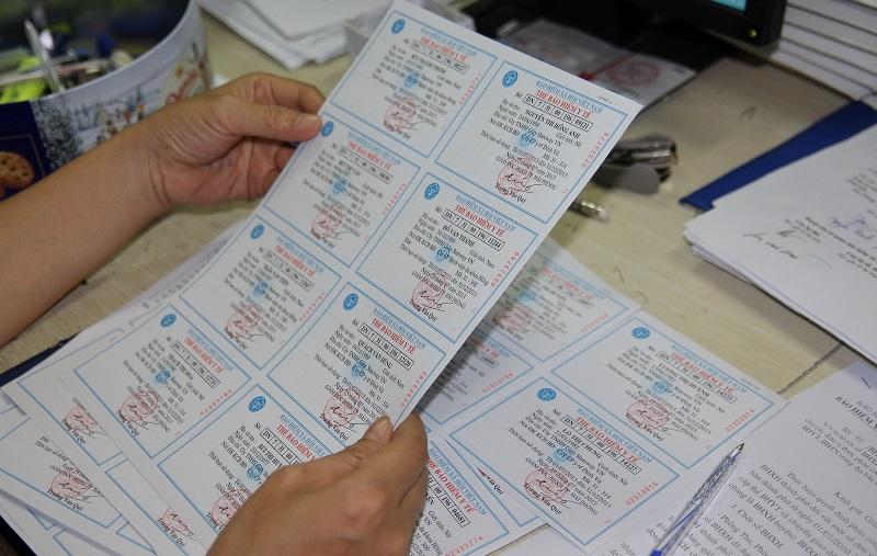Hướng dẫn cách để được cấp lại thẻ bảo hiểm y tế khi bị mất