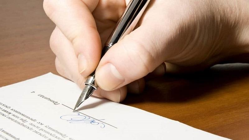 Những chuẩn mực xác minh giấy vay tiền cá nhân hợp lệ