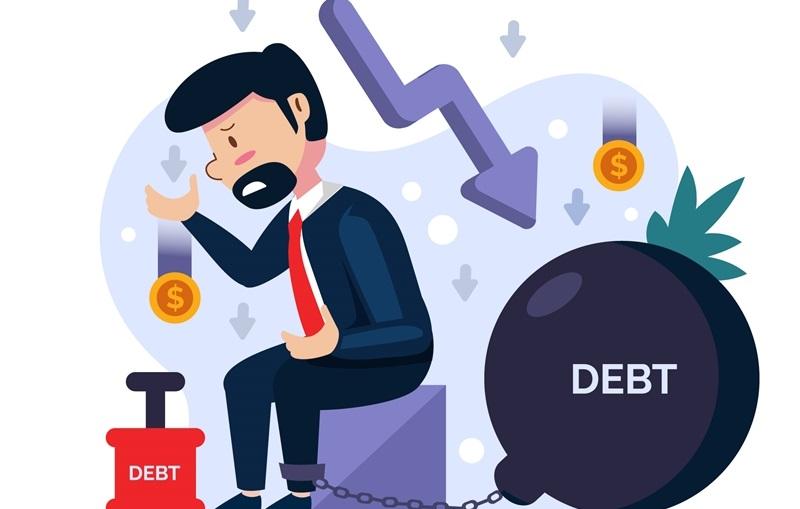 Tác hại của dư nợ quá hạn