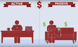 Bí kíp tạo nguồn tiền từ kiếm tiền thụ động